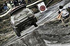 WRC - Video: Überschlag von Neuville in Wales