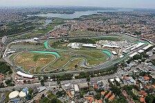 Formel 1: Sicherheitsauflagen für Veranstalter des Brasilien GP