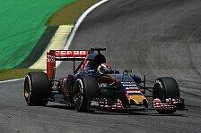 Formel 1 - Toro Rosso bekommt letzte Motoren-Ausbaustufe