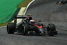 Formel 1 - Button: Alonso schwerer zu schlagen als Hamilton