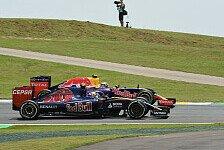 Formel 1 - Sainz kritisiert Hype um Verstappen