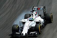Formel 1 - Disqualifiziert! Massas Reifentemperatur zu hoch