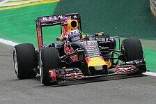 Formel 1 - Renault-Update: Rückschritt! Überall langsamer