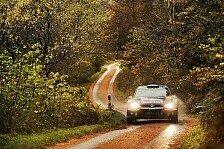 WRC - Volkswagen nach Marathon-Tag weiter auf 1 und 3