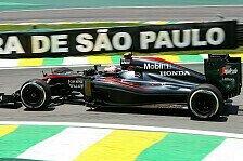 Formel 1 - Zwei Tage, zwei Motorschäden für Alonso