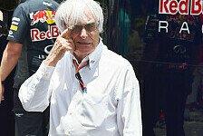 Formel 1 - Ecclestone denkt an Rennen in Afrika