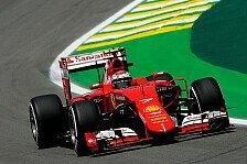 Formel 1 - Räikkönen: Einsamer Reifenkampf statt Bottas-Duell