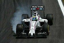 Formel 1 - Disqualifikation: Williams zieht Protest zurück