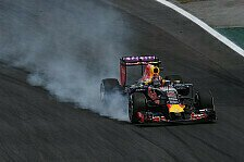 Formel 1 - Red Bull: Horner bestätigt Motoren-Deal für 2016