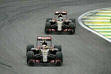 Formel 1 - Fragezeichen Renault: Was passiert mit Lotus?