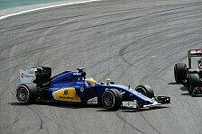 Formel 1 - Sauber Vorschau: Abu Dhabi GP