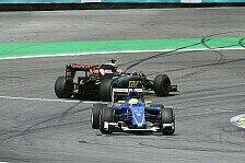 Formel 1 - Nach Crash: Sauber schießt gegen Maldonado