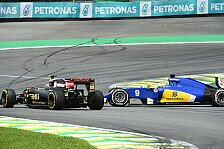 Formel 1 - Häkkinen übt scharfe Kritik an Maldonado