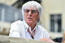 Formel 1 - Ecclestone: Formel 1 ist so schlecht wie noch nie