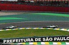 Formel 1 - Statistiken, Updates, Ausblick: Brasilien GP 2016