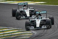 Formel 1: So wird Mercedes-Pilot Nico Rosberg in Brasilien Weltmeister