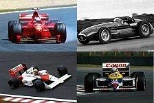 Formel 1 - Knapp daneben: Die Vize-Weltmeister der F1