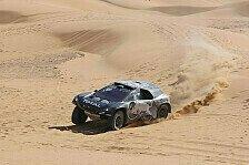 Dakar - Peugeot-Stars schießen sich für Rallye Dakar ein