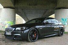 Auto - VOS pimpt BMW M 550d auf 300 km/h!