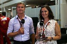Formel 1 - Coulthard fordert F1-Verbleib im Free-TV