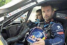 Dakar - Statt WTCC: Loeb bleibt Peugeot nach Dakar treu