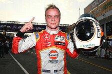 DTM - Felix Rosenqvist gibt DTM-Debüt in Moskau