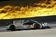 WEC - Erste Reihe fest in Porsche-Hand