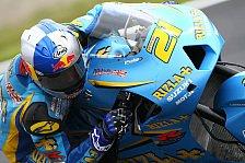 MotoGP - Sepang, Tag 1: Suzuki ist noch immer schnell