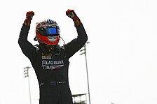 GP2 - Evans schlägt Vandoorne im zweiten Lauf