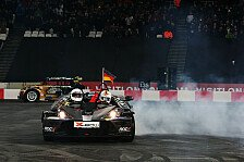 Mehr Motorsport - Video: Donuts! Hier gewinnt Sebastian Vettel das Race of Champions