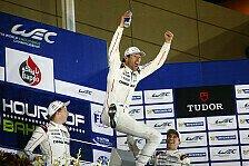 WEC - Bernhard, Hartley und Webber genießen den Triumph