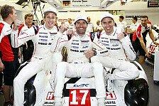 WEC - Bahrain: Porsche macht auch Fahrer-Titel klar