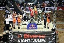 NIGHT of the JUMPs - Melero gewinnt NIGHT of the JUMPs in Danzig