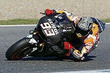 Honda auf Motorensuche: Ungeplanter Privattest mit Marquez und Pedrosa in Jerez
