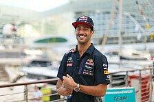 Formel 1 - Red Bull glanzlos zum Finale