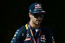 Formel 1 - Red Bull verhinderte Ricciardo-Start in Le Mans