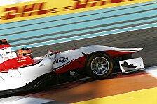 GP3 - Ocon übernimmt mit Last-Second-Pole Gesamtführung