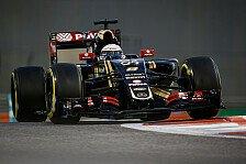 Formel 1 - Offiziell: Renault übernimmt Lotus
