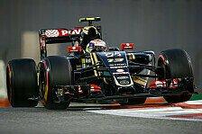Formel 1 - Maldonado: Renault verhandelt mit PDVSA