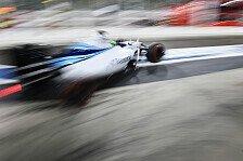 Formel 1 - Abu Dhabi GP: Die Topspeeds
