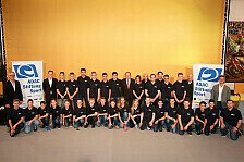 ADAC Stiftung Sport - ADAC Stiftung Sport stellt Förderkader 2016 vor