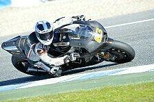 MotoGP - Di Meglio bei Aprilia-Rollout verletzt