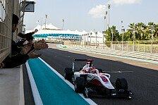 GP3 - Spiel, Satz und Sieg! Ocon ist GP3-Champion 2015