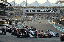 Formel 1 - TV-Quoten Abu Dhabi: Erwartetes Minus für RTL