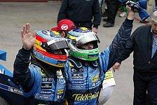 Formel 1 - Australien GP: Fisichella gewinnt Auftaktthriller