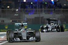 Formel 1 - Saisonziel erreicht? Team-Analyse: Mercedes