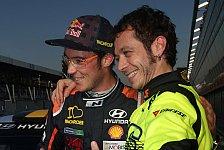 WRC - Neuville Zweiter bei Monza Rally Show