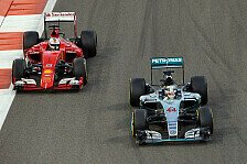 Formel 1 - Allison: WM-Duell Ferrari vs. Mercedes realistisch
