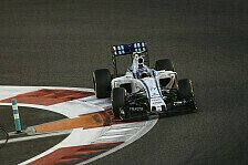 Valtteri Bottas: Auf dem Weg zum Williams-Rekordpiloten