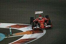 Formel 1 - Saison-Check: Kimi Räikkönens Aufs und Abs 2015